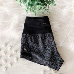 """Lululemon """"Pace Perfect"""" Shorts"""